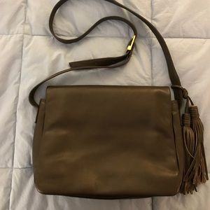 Valerie Stevens leather pocketbook